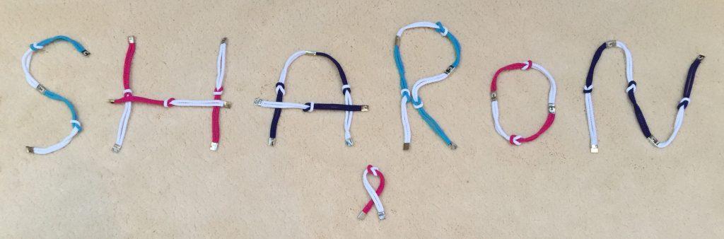 Sharon BC ribbon