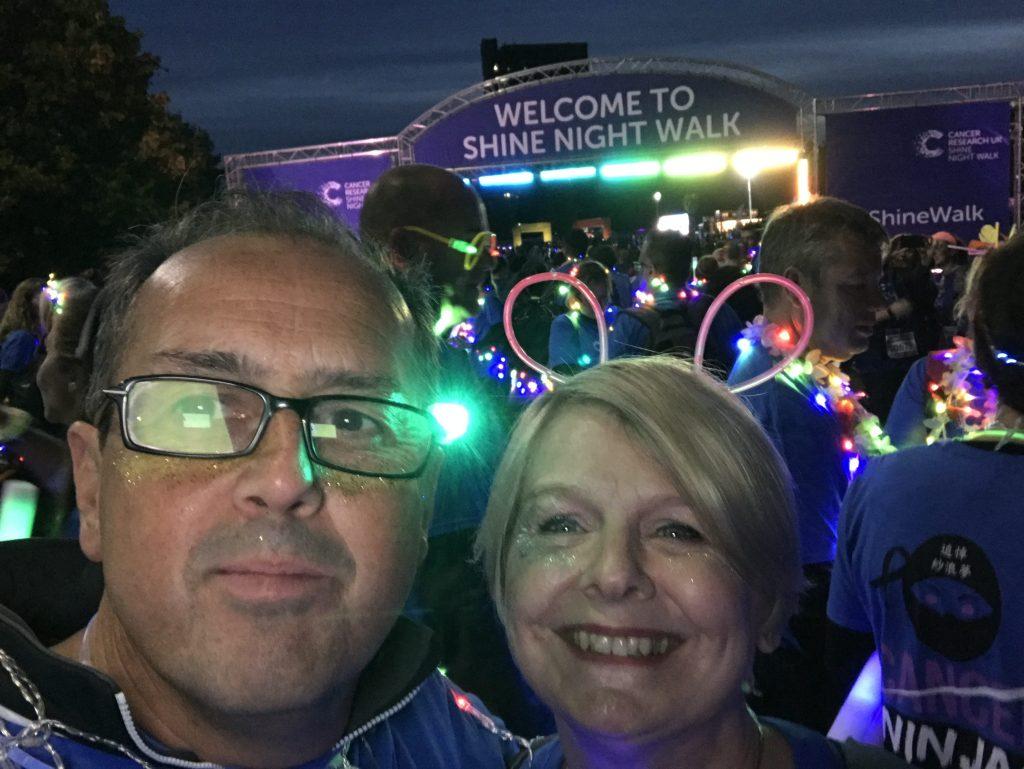 Penny & Alan, Shine 2017
