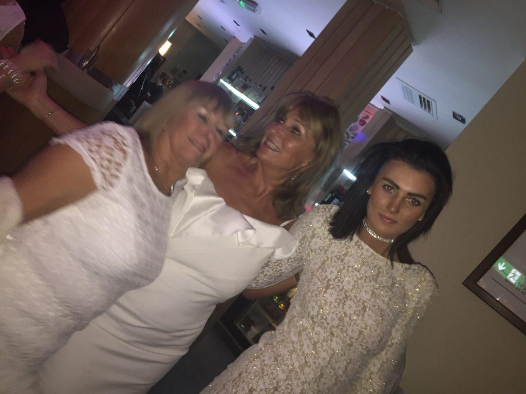 Dawn's Ladies in White, Nov 2017