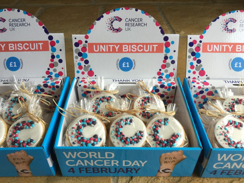 WCD 2018 Unity Biscuit